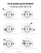 rekenen en tellen - darten